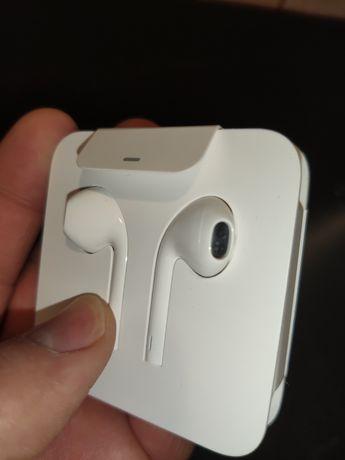 Наушники Apple EarPods, оригинал. Проводные
