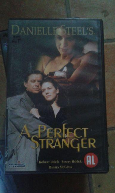 A perfect stranger film VHS