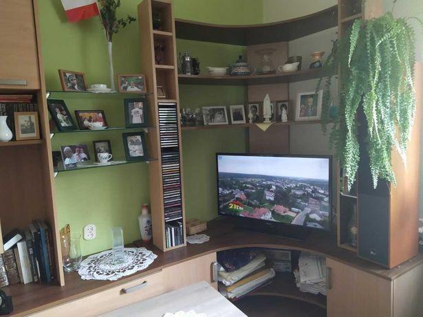 Regał  typu TV wall