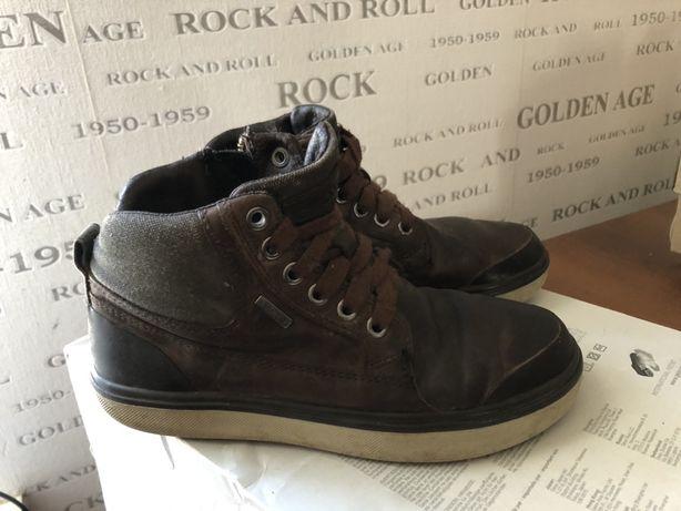 Ботинки кожаные Geox, босоножки Bartek