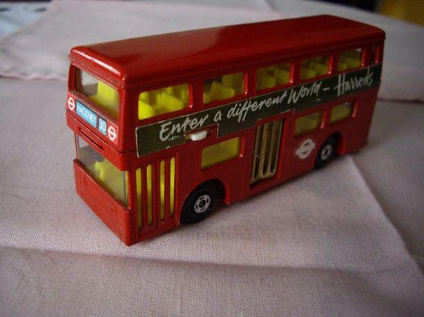 Matchbox SuperKings Lesney The Londoner K-15