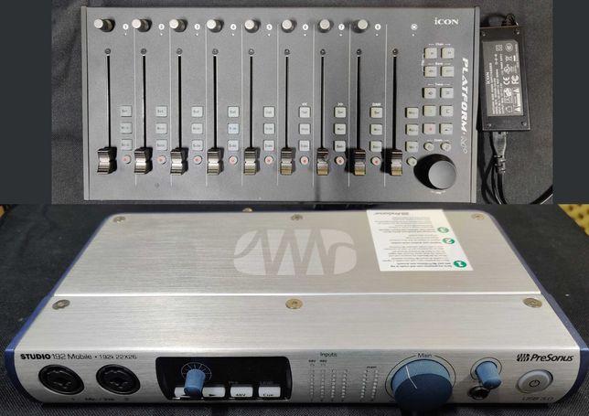 Interface audio e Controlador (Presonus, icon)