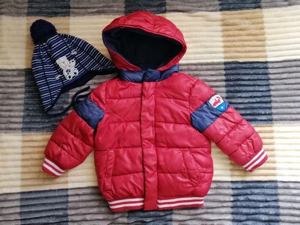 Куртка курточка 92р осінь-зима