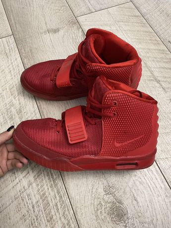 Nike Air Yeezy 2 Red ( 40 p )