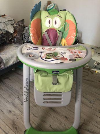 стульчик для кормления Chicco Polly Star 2