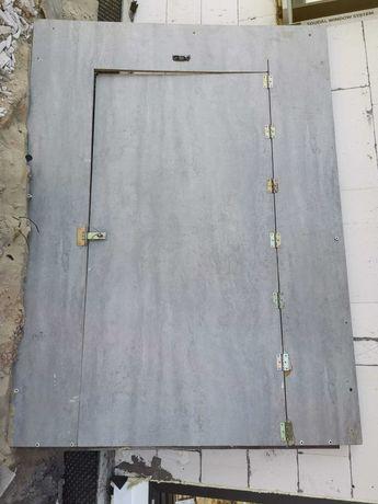 Drzwi budowlane 1