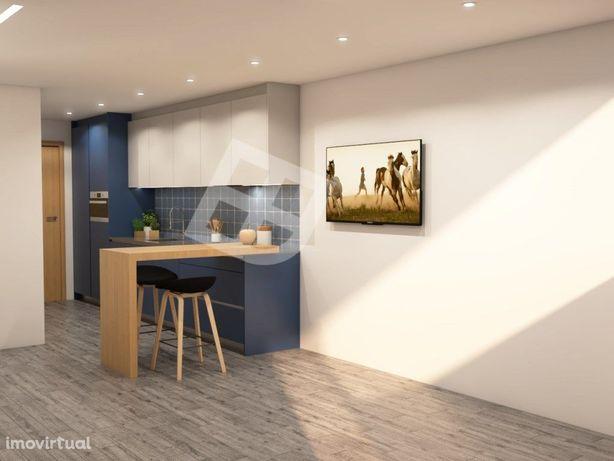 Apartamento T1+1 Duplex junto à Universidade de Aveiro