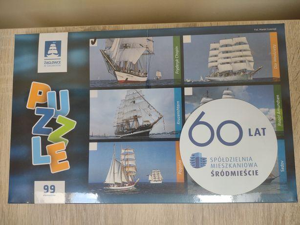 Puzzle 99 elementów