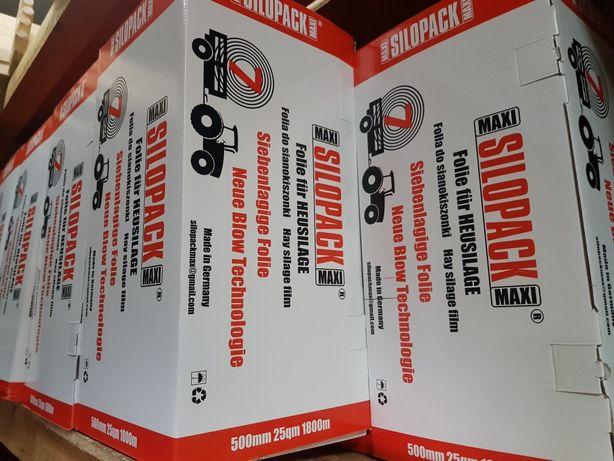 Folia do sianokiszonki SILOPACK 500 750