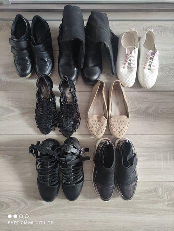 Buty  różne 37,38