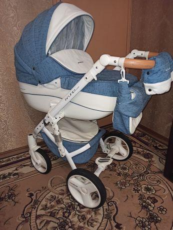 Продам детскую коляску 2 в 1 BRUNO, бережная эксплуатация