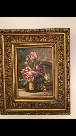 Pintura a oleo museu quintela L.Artigao
