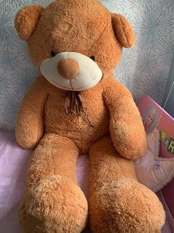 Мягкий плюшевый медведь мишка Teddy