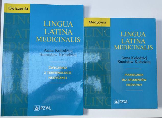 Lingua Latina Medicinalis- książka do łaciny