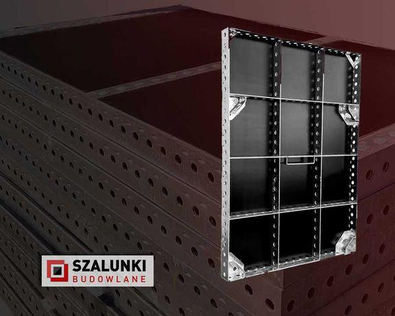 Szalunki ścienne lekkie KBS MiniBox Tekko, szalunki budowlane