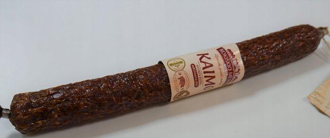 Kiełbasa KAIMO-Litewskie przysmaki