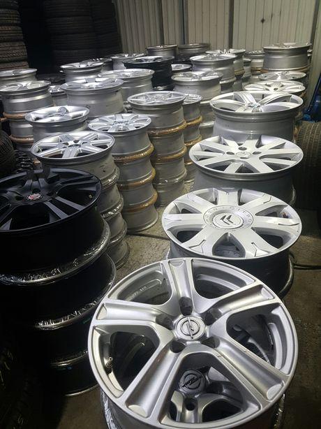 Felgi Aluminiowe-duży wybór-montaż