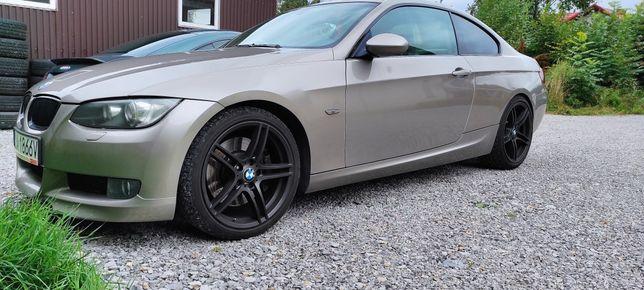 Felgi BMW M pakiet 19 styling 313 opony b.dobry stan