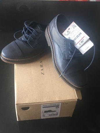 Vendo sapatos de menino novos da zara