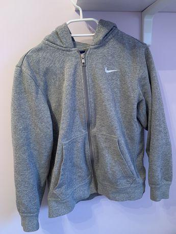 Szara dziecięca bluza Nike 147-158cm