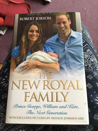 Książka The New Royal Family