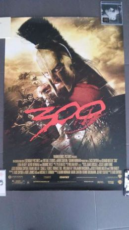 Poster Filme Clube Video - 300