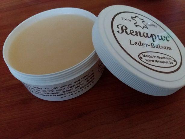 """Крем-бальзам """"Renapur"""" (Boston) для шкіряних виробів"""