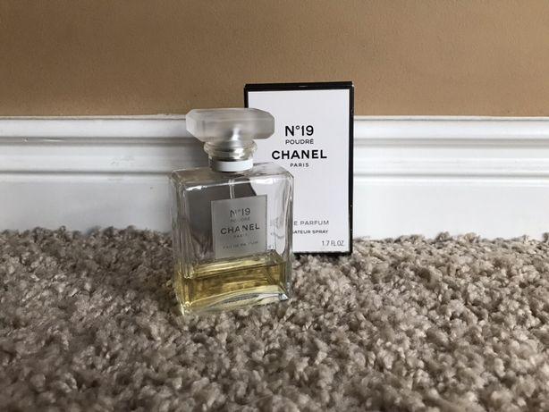 Chanel n 19 Poudre EDP 50ml perfumy woda perfumowana n19
