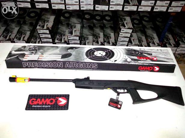 Carabina pressão de ar GAMO DELTA FOX GT WHISPER (nova em caixa)
