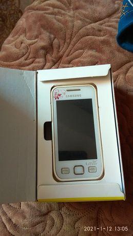 Сенсорный телефон Samsung Wave 525