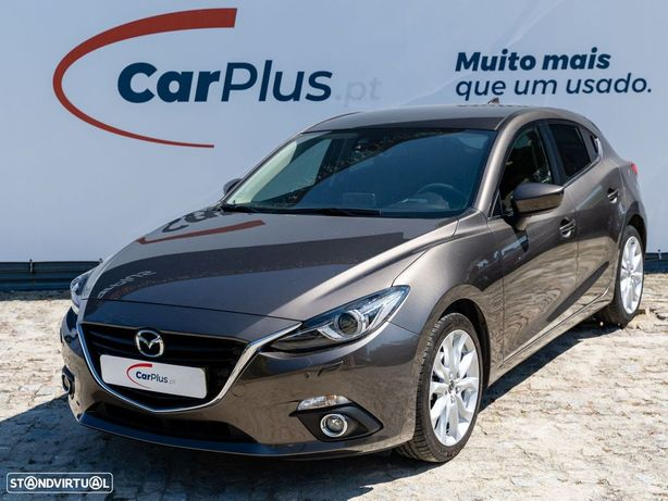 Mazda 3 M3 1.5 Sky-D Exc.P.L.W.+P.HT Navi