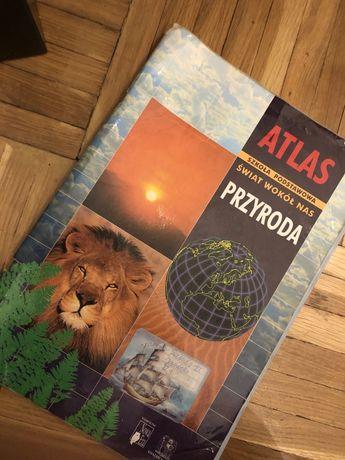 Atlas świat wokół nas Przyroda