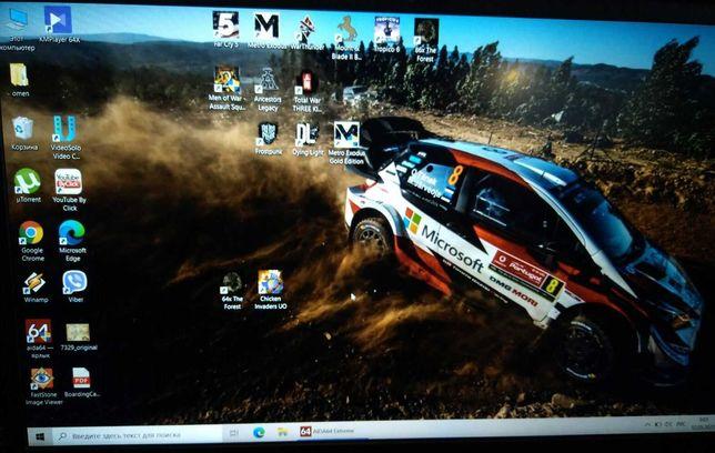 Игровой ноутбук HP Omen 15/Intl i5-8300H/GTX 1050 4gb/8gb/1T