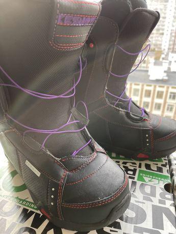 Ботинки сноуборд К2. Женские.