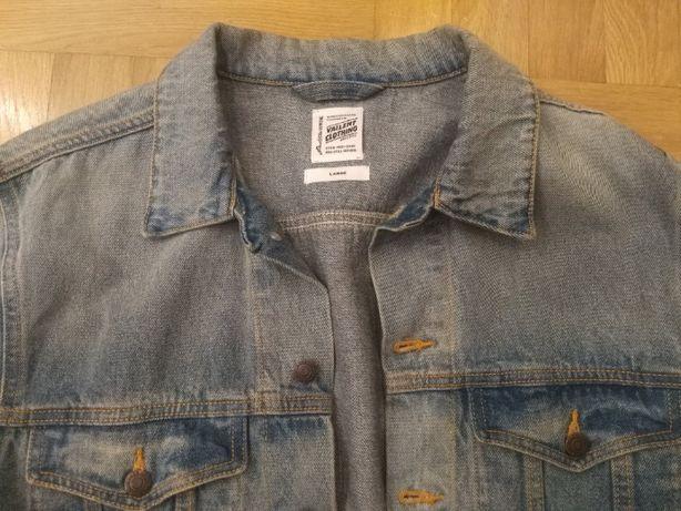 Kurta jeans katana jasny jeans L męska