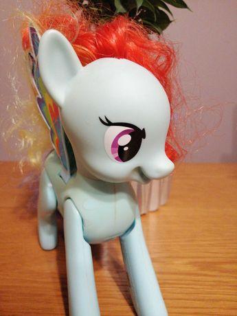 Kucyk my Little Pony Rainbow Dash skaczacy wersja polska