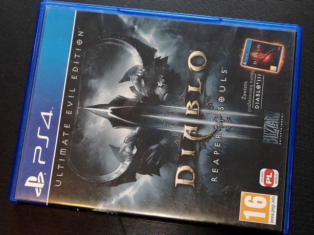 Diablo 3 Reaper of Souls gra PS4 (możliwość wymiany) sklep Ursus