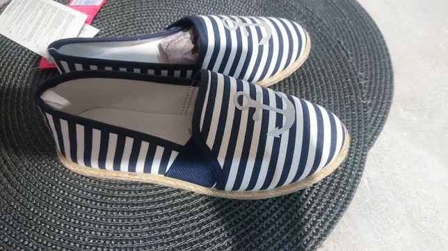 Sprzedam nowe buciki, okazaly sie za male,potrzebujemy wiekszy. Nowe