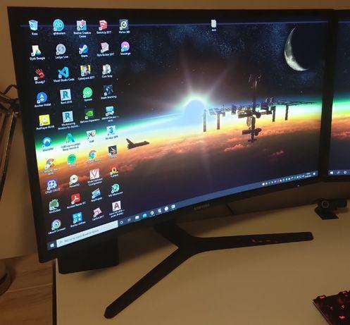Samsung C27F390 LCD 27 Full HD LED