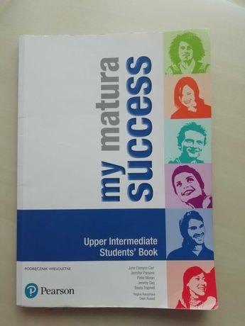"""Podręcznik i ćwiczenia do języka angielskiego """"My matura success"""""""