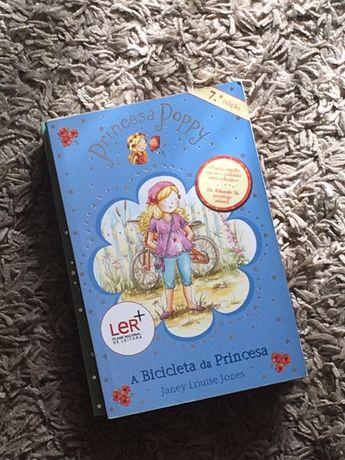 Livros da Princesa Poppy