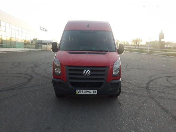 Volkswagen crafter 8+1 обмен