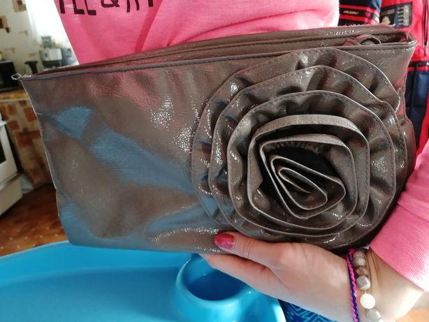 Клатч сумочка трансформер расскладывается Primark Atmosphere