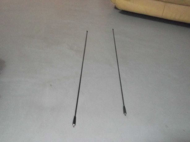 Vendo duas antenas para carro