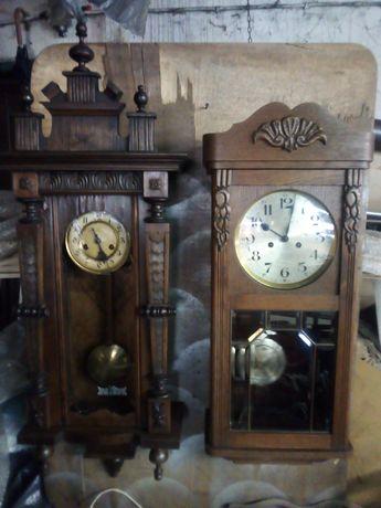 Sprzedam zegary HAU i Gustav-Becker