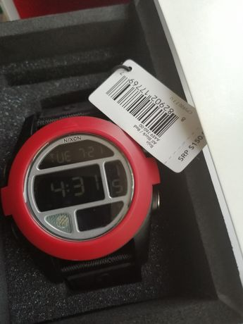 Часы новые Nixon Swatch Fossil коммандирские casual