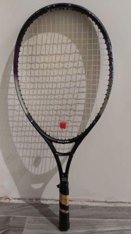 Теннисная ракетка GONG с виброгасителем.