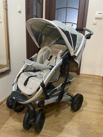 Piękny wózeczek dla dziecka Graco wózek spacerówka