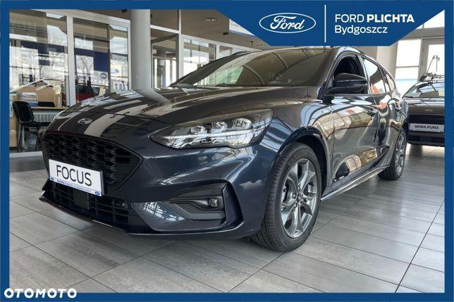 Ford Focus FORD Focus 1.0 EcoBoost Hybrid 125 KM (mHEV), M6 ST Line 5W