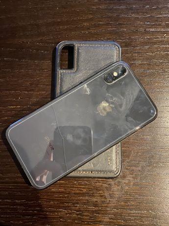 Iphone X 256gb + etui